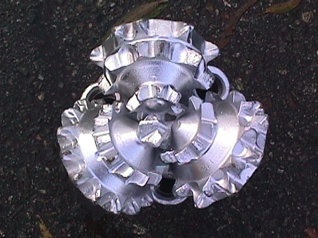 """8 1/2"""" Mill Tooth Tricone Bit"""